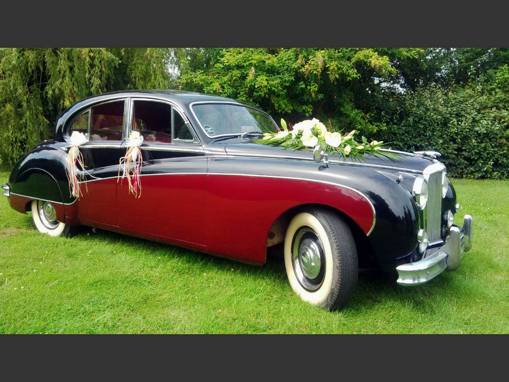 Diaporama 1 de la Jaguar Mark IX