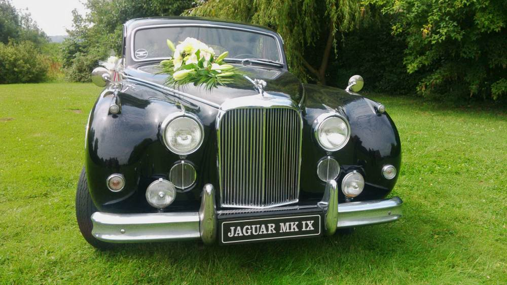 Diaporama 2 de la Jaguar Mark IX